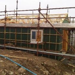 Business Centre under construction
