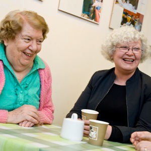Investing in Communities: helping older people to get out and about in their communities