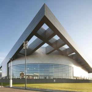 The Sir Chris Hoy Velodrome - just one of the many Live Zones where Host City Volunteers will be helping out next summer.