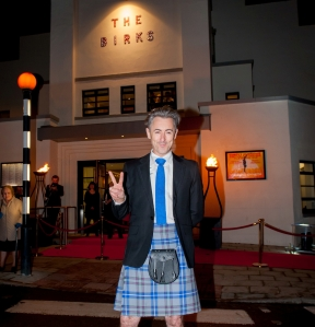 Birks Cinema Patron, Alan Cumming