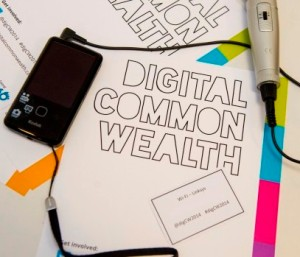 Digi Commonwealth project - part of the 2014 legacy