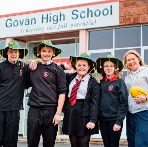 Bringing Australia to Govan
