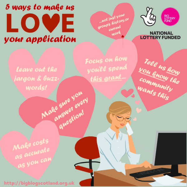 How to make us love your application