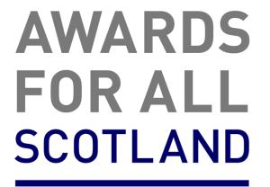 Awards for All non beneficiary logo for blog