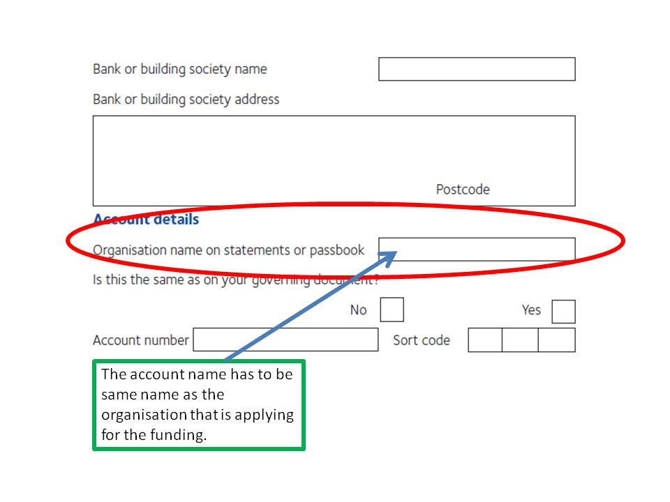 how to get bank information without a check rbx