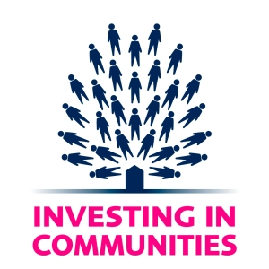 Investing in Communities logo