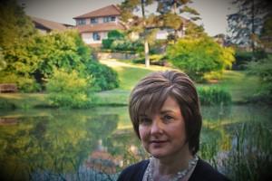 Marjory Mackay, Director of Nurse, Strathcarron Hospice