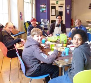 Meet n Munch gang Citadel Youth Centreblog