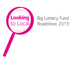 Looking to Local Roadshow 2015 logo