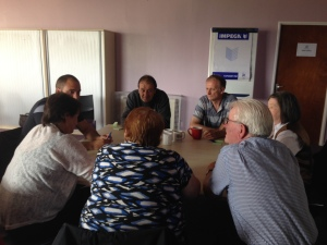 Retraining the over 50s at Scotland's Learning Partnership