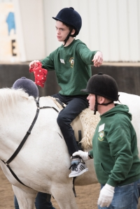 Riding School for the Disabled - Glasgow - Visit by Lord High Commissioner - 18 May 2015 © Julie Broadfoot - www.juliebee.co.uk