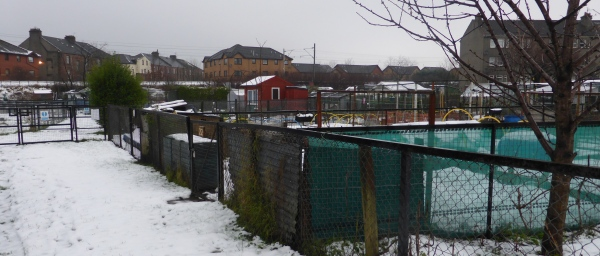 Castlegreen - Allotments