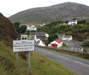 Ownership of land has been embraced in North Harris