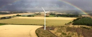 The Trust received £369,268 from the Scottish Land Fund and now has planning consent for a wind turbine.