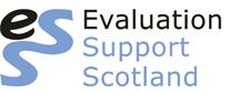 Evaluation Support Scotland Logo