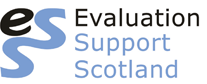 Evaluation Support Scotland Logo