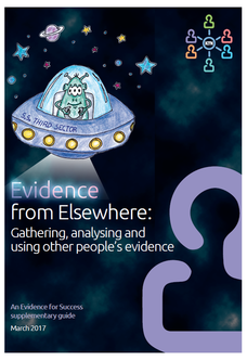 How to use other people's evidence in your application
