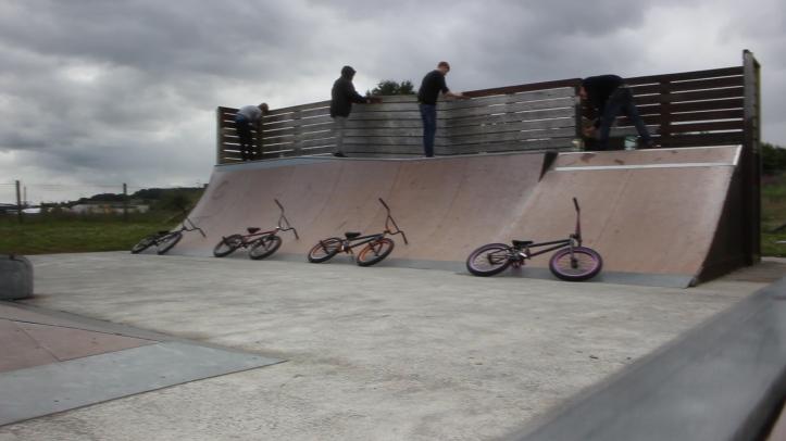 Muir of Ord Skatepark 1