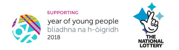 New National Lottery fund opening for Year of Young People